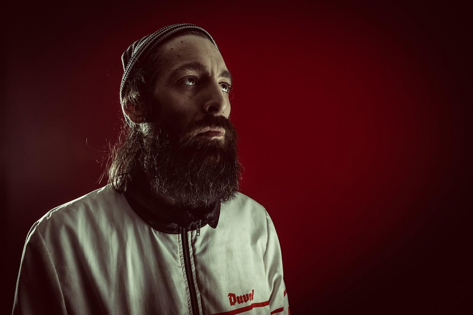 Djavanshir.n - rock portrait - LARCHITECTEPUNK