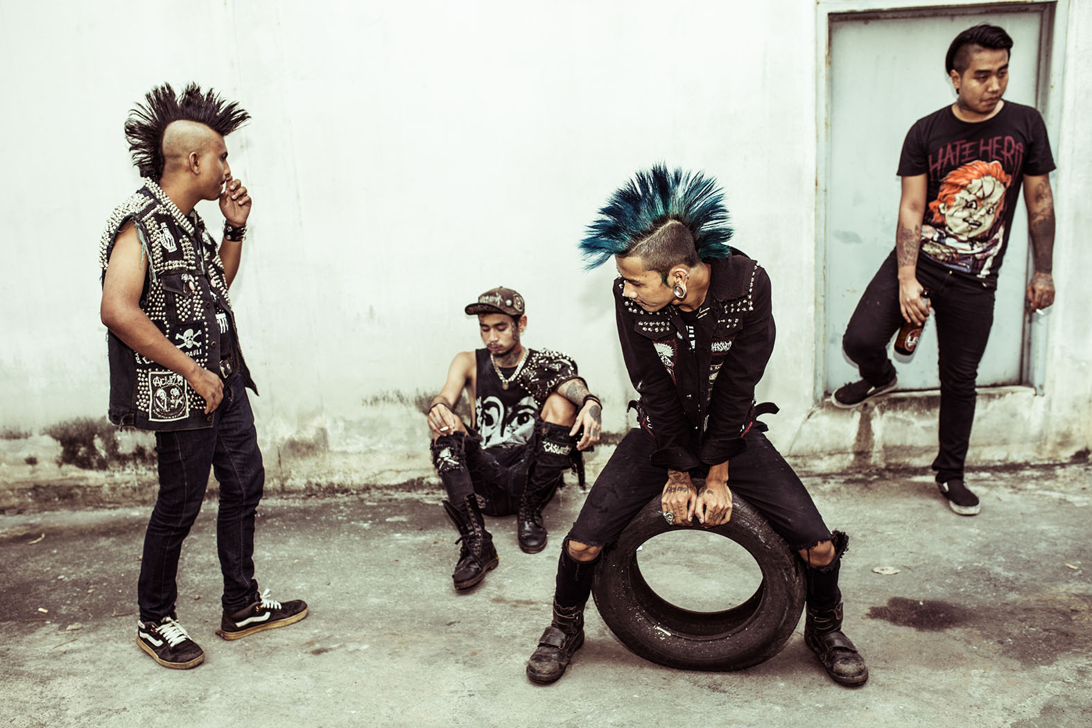 Djavanshir.n - rock portrait- System error
