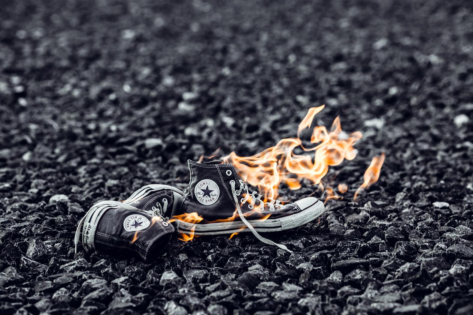 All Star - Toutes les Etoiles qui brûlent - Djavanshir.n - Chuck Taylor