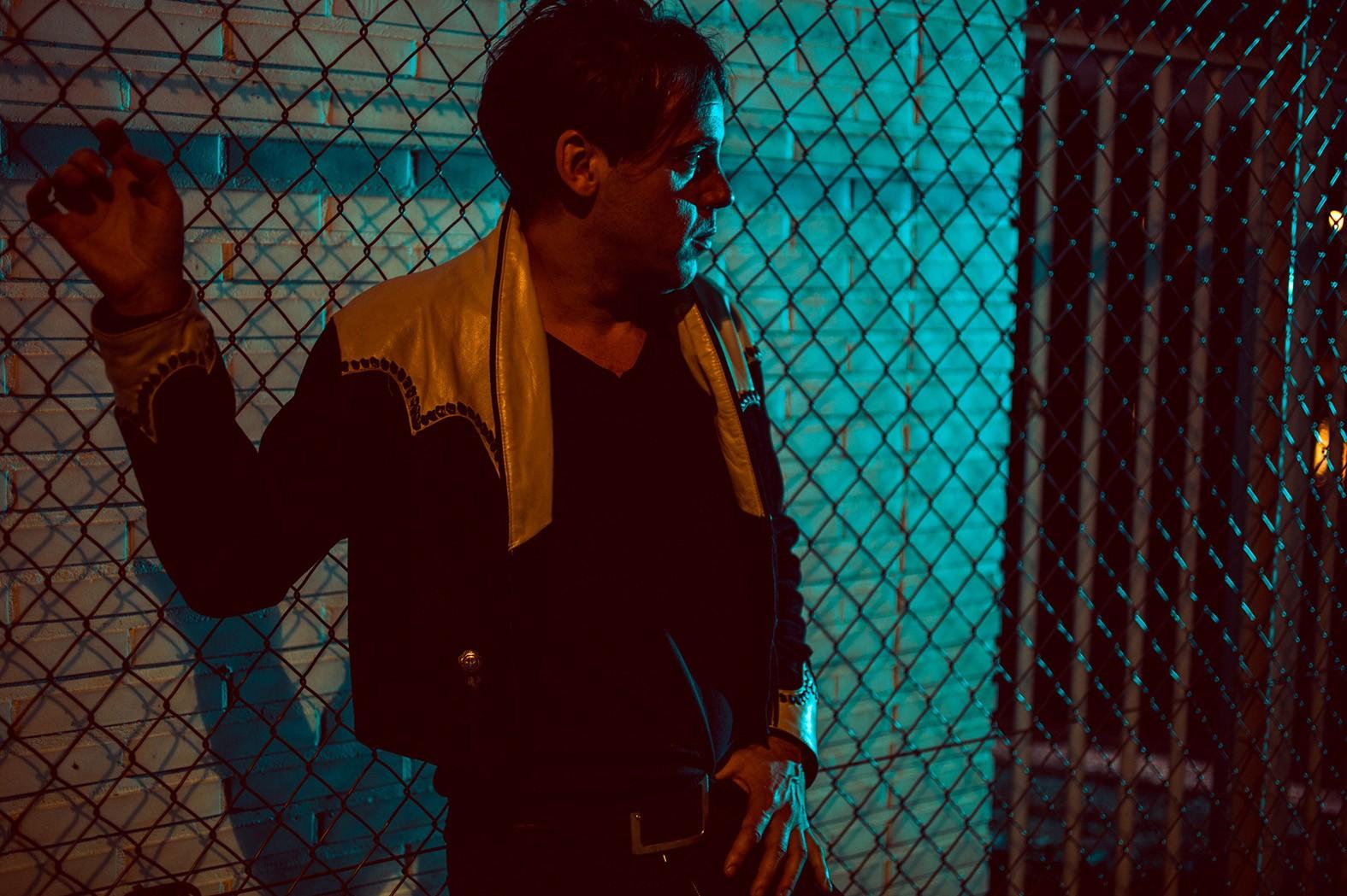 Djavanshir.n - rock portrait-Kris Dane