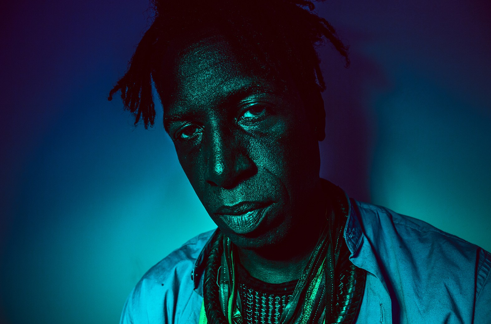 Djavanshir.n - rock portrait - SAUL WILLIAMS