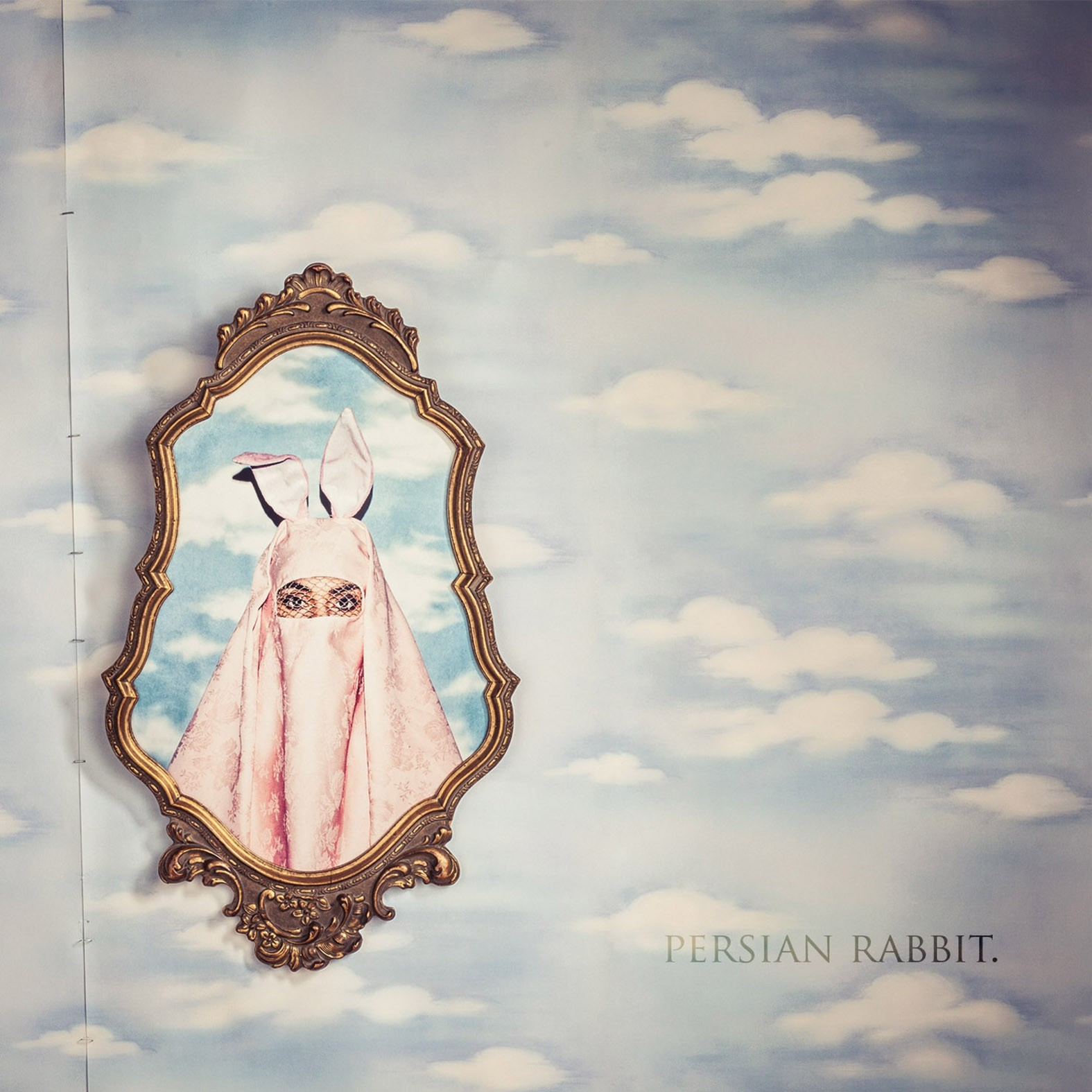 Djavanshir.n _ album cover _Persian rabbit