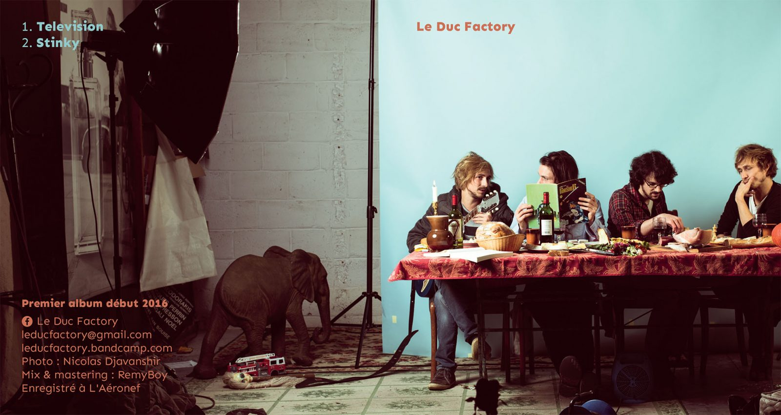 Djavanshir.n _ album cover _Le Duc Factory