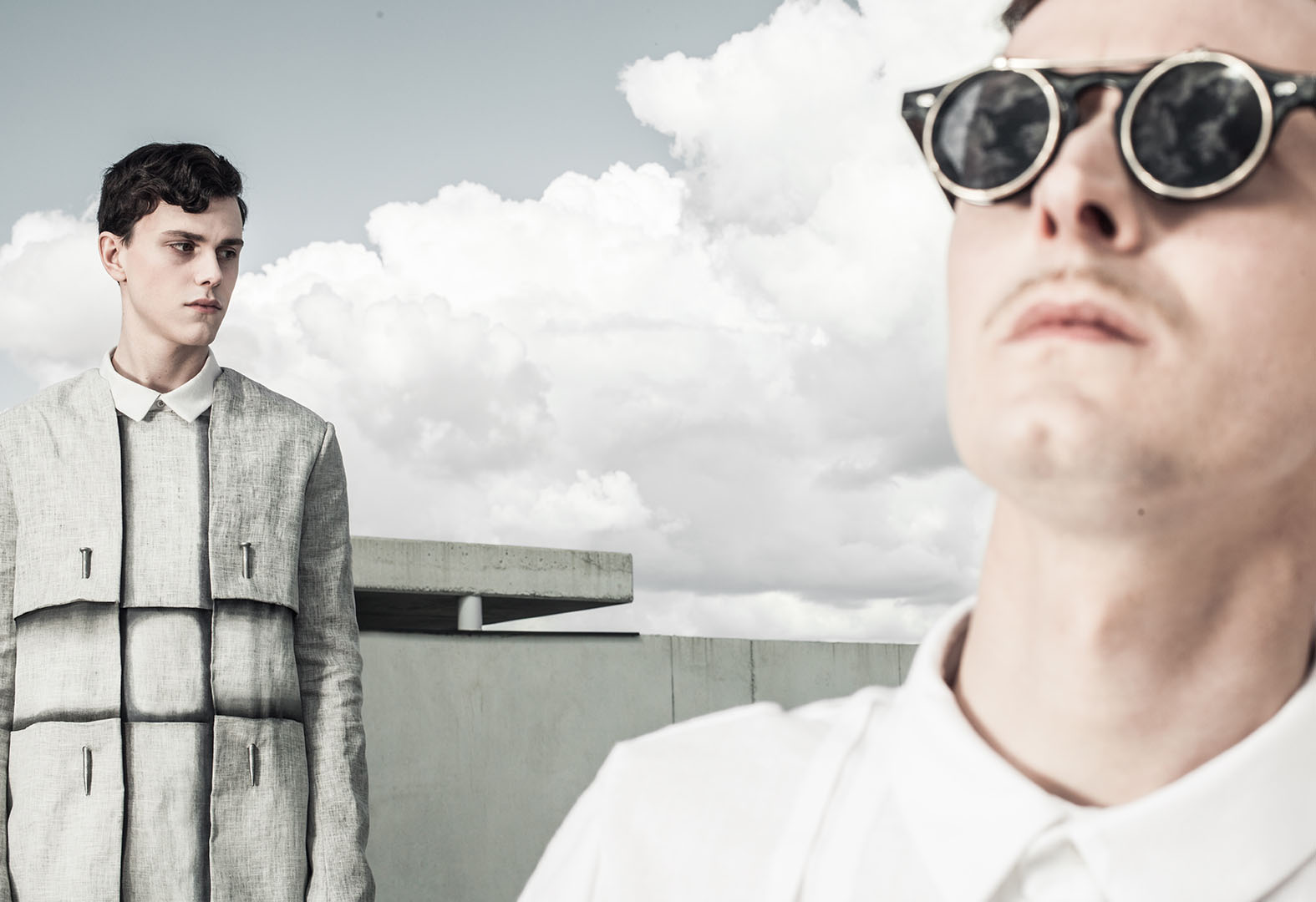 Fashion - Djavanshir.n - Sleepwalkers - Amandine Thibaut