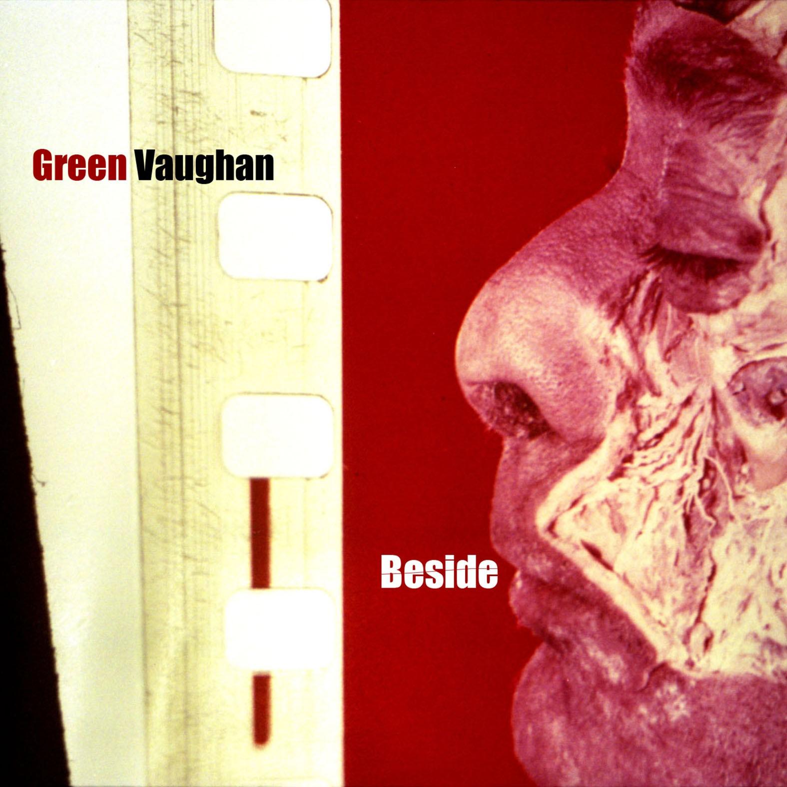 Djavanshir.n _ album cover _GREEN VAUGHAN