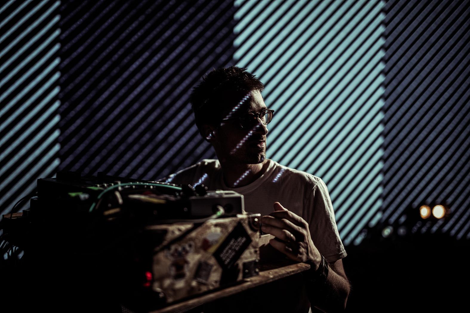 Djavanshir.n - rock portrait